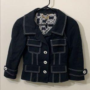 Bebe gorgeous black blazer